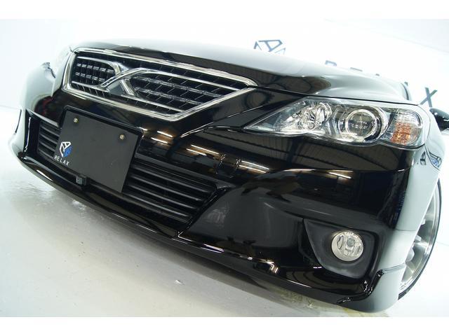 トヨタ 250G Sパッケージリラックスセレクション 本革新品アルミ