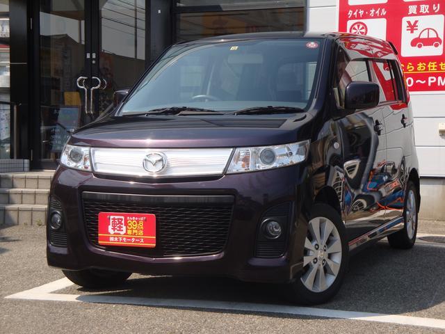 マツダ AZワゴンカスタムスタイル XS (なし)