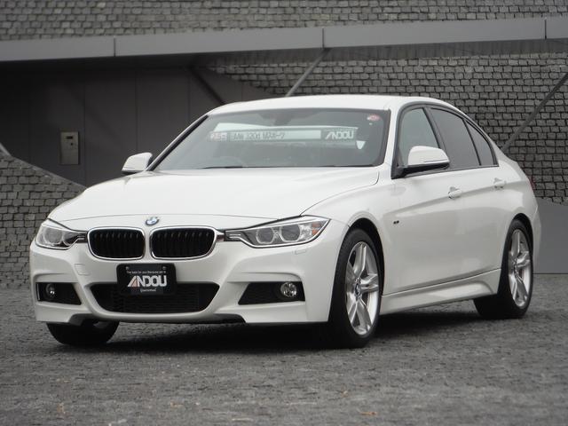 BMW 3シリーズ 320d Mスポーツ HDDナビ (なし)