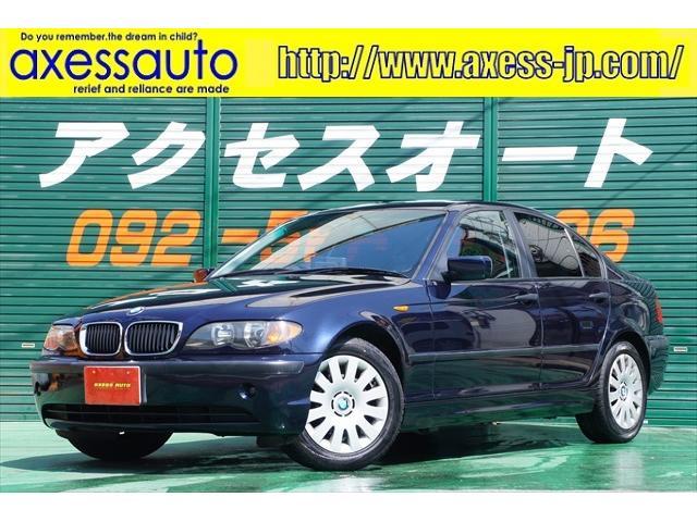 BMW 3シリーズ 318i HDDナビ キーレス (検29.12)