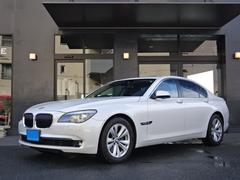 BMW740iコンフォートプラスPKG禁煙車黒本革SRHDD