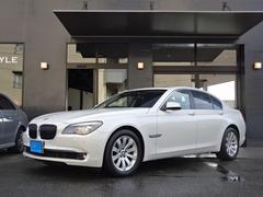 BMW740iコンフォートプラスPKG黒レザSRHDD地デジ