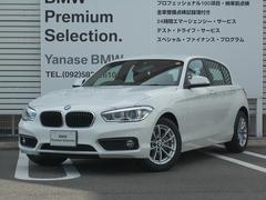 BMW118i LEDヘッドライト 純正HDDナビゲーション