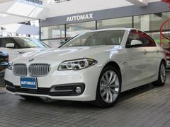 BMW523iグレースライン サンルーフ ACC 18インチAW