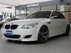 BMWM5 サンルーフ 右H ACシュニッツァー20インチAW
