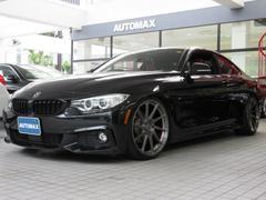 BMW420iクーペ Mスポーツ 1オーナー ACC レッドレザー