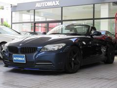 BMW Z4sDrive23i 1オーナー 直噴6気筒エンジン 純正ナビ