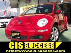 VW ニュービートルプライムエディション HDDナビ 地デジ 茶色シートカバー