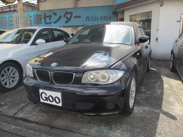 BMW 1シリーズ 116i HIDヘッドライト アルミ キーレス...