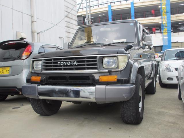 トヨタ 4WD ディーゼルターボ アルミ ETC CD