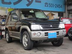 パジェロミニVR 4WD ターボ キーレス CD アルミ