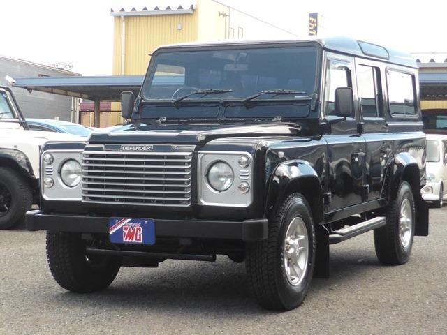 Photo of LAND_ROVER DEFENDER 110SE / used LAND_ROVER