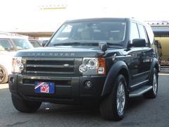 ランドローバー ディスカバリー3HSE 4WD 地デジBカメラ