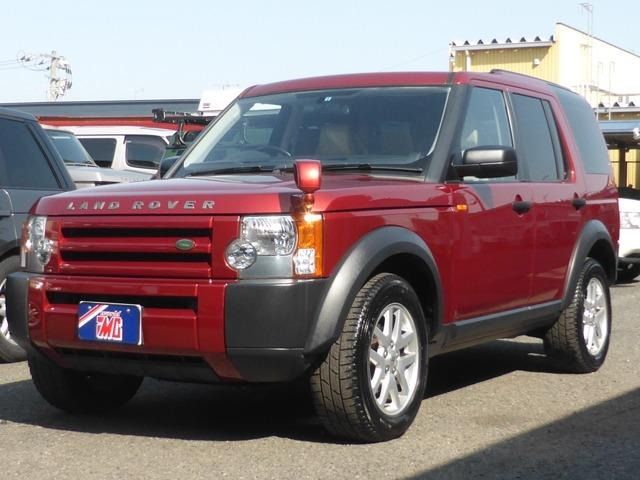 Photo of LAND_ROVER DISCOVERY 3 SE / used LAND_ROVER