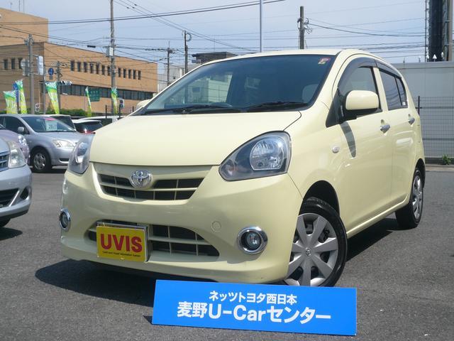 トヨタ X 1年保証 エコアイドル付き