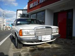 M・ベンツ300D Turbo Diesel