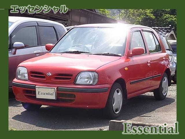 日産 マーチ コレットL ワンオーナー車 5速MT (車検整備付)