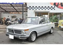 BMW2002tii ディーラー車
