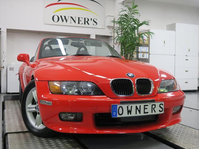 BMW Z3ロードスター 2.2i 最終モデル ハーフレザーシート...