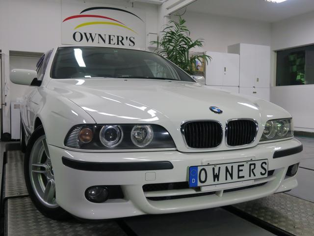 BMW 5シリーズ 525i Mスポーツ  エアロ 17アルミ サ...