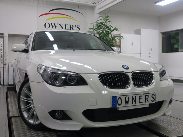 BMW 5シリーズ 525i Mスポーツパッケージ MスポエアロM...