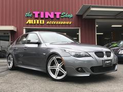 BMW530i Mスポーツpkg 20AW 車高調 黒革 SR