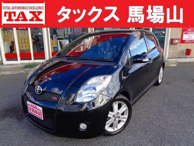 Photo of TOYOTA VITZ RS / used TOYOTA