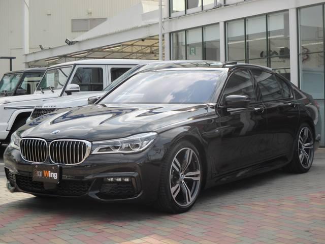 BMW 7シリーズ 740i Mスポーツ RコンフォートP Rエン...
