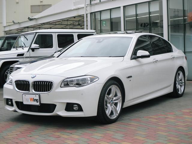 BMW 5シリーズ 535i Mスポーツ サンルーフ アダプティブ...