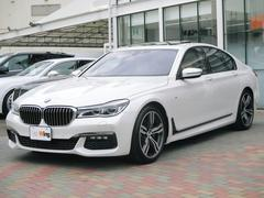 BMW740i Mスポーツ OP20AW サンルーフ ベージュ本革