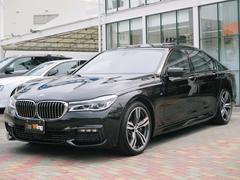 BMW750i Mスポーツ レーザーLED スポーツエグゾースト