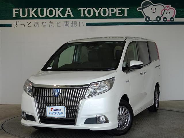 トヨタ ハイブリッドGi 1年保証 フルセグメモリーナビ LED