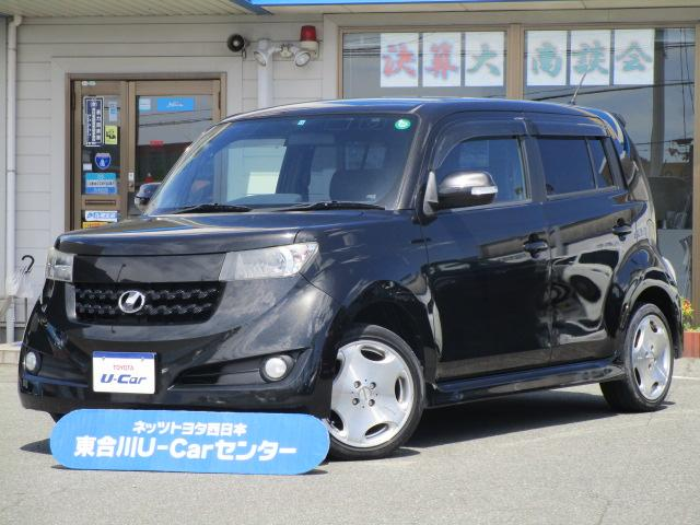 トヨタ bB Z エアロ−Gパッケージ 1年保証 11スピーカー ...