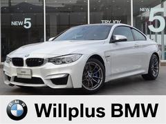 BMWM4クーペ 1オーナー禁煙 赤革シートヒータ HDDナビTV
