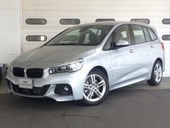 BMW218dグランツアラー Mスポーツ ACC ヘッドアップD
