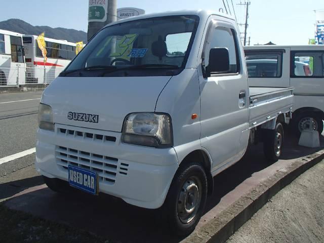 スズキ キャリイトラック KU (車検整備付)