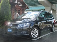 VW シャランTSI ハイラインブルーモーションテクノロジー1オーナー