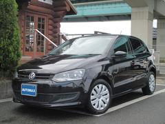 VW ポロTSIコンフォートライン社外SDナビフルセグTVETC禁煙車