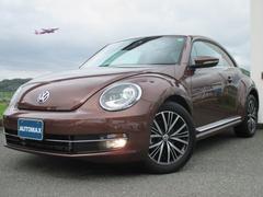 VW ザ・ビートルオールスターワンオーナー禁煙車純正SDナビフルセグTV