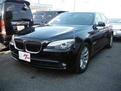 BMW740i HDDナビ フルセグTV バックカメラ