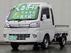 ハイゼットトラックジャンボ ワンオーナー 5速車 4WD リクライニングシート