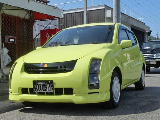 トヨタ 1.3L キーレス CD 電動ミラー