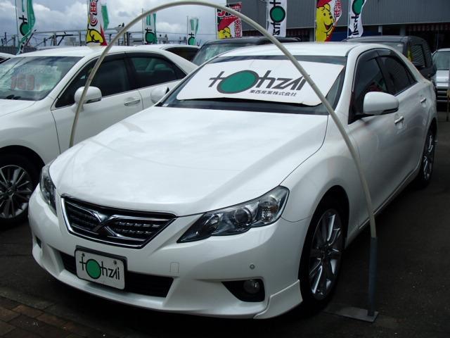 トヨタ 250G SPKGリラックスセレクションHDDナビ2年保証付