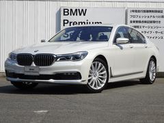 BMW740i プラスパッケージ レーザーライト 19インチ