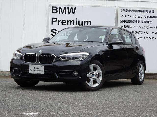 BMW 1シリーズ 118d スポーツ パーキングサポートパッケー...