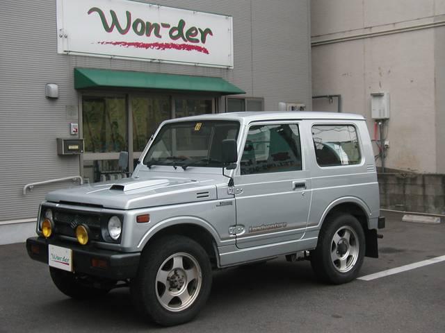 アルミホイール、社外CD、背面タイヤ、4WD!!他格安車希少車あります、お気軽にお問い合わせ下さい。支払い総額32万!
