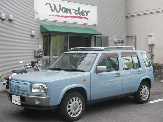 日産 タイプA 4WD サンルーフ