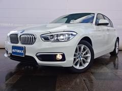 BMW118d スタイル パーキングサポートPKG LEDライト