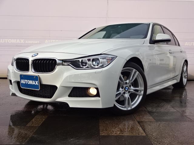 BMW 3シリーズ 320d Mスポーツ インテリセーフティ コネ...