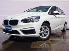 BMW218iグランツアラー コンフォートP パーキングサポートP